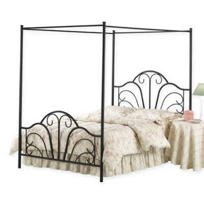 Buy Canopy Bed Set From Bed Bath Beyond