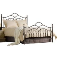 Hillsdale Oklahoma Queen Bed without Rails in Bronze