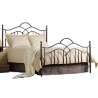 Hillsdale Oklahoma King Bed without Rails in Bronze