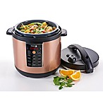 Fagor LUX™ 8-Quart All-in-One Multi-Cooker in Copper