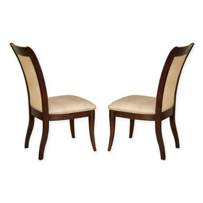 Marseille Dining Chairs In Cherry (Set Of 2)