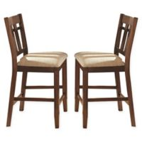 Steve Silver Co. Bolton Counter Stool (Set of 2)