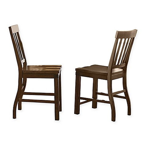 Steve Silver Co Hailee Counter Chair Set Of 2 Bed