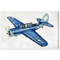Vintage Aviator II 10-Inch x 15-Inch Canvas Wall Art