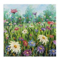 Daisy Day All Weather Outdoor Canvas Wall Art
