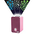 GermGuardian® Night-Night Projector HEPA Air Purifier in Pink