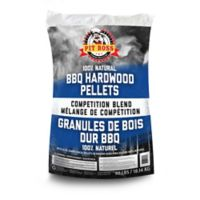 Pit Boss 40-lb. Bag of Hardwood BBQ Pellets Grilling Fuel in Competition Blend