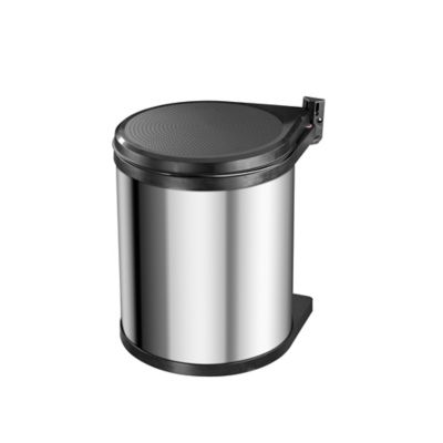 Buy bathroom trash cans from bed bath beyond - Poubelle cuisine encastrable 30 litres ...