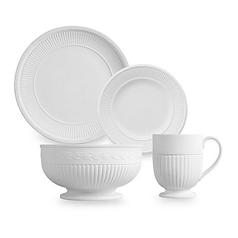 Wedgwood® Edme Dinnerware  sc 1 st  Bed Bath \u0026 Beyond & Wedgwood® Edme Dinnerware - Bed Bath \u0026 Beyond