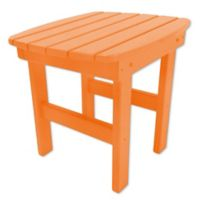 Pawleys Island® All-Weather Durawood® Side Table in Orange