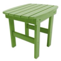 Pawleys Island® All-Weather Durawood® Side Table in Lime