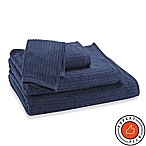 Dri-Soft Plus Washcloth in Navy