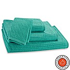 Dri-Soft Plus Washcloth in Aqua