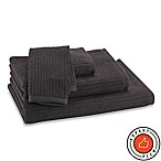 Dri-Soft Plus Washcloth in Black