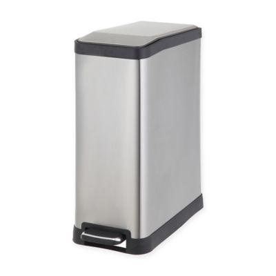 Buy Testrite Round 5 Liter Stainless Steel Step Waste Bin