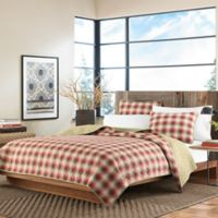 Eddie Bauer® Ravenna Full/Queen Quilt Set in Red