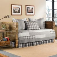 Eddie Bauer® Fairview Daybed Quilt Set in Grey