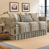 Eddie Bauer® Fairview Daybed Quilt Set in Tan