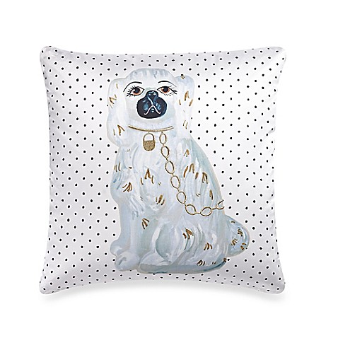 Throw Pillows One Kings Lane : kate spade new york Staffordshire Throw Pillow in Pink - Bed Bath & Beyond