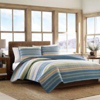 Eddie Bauer® Yakima Valley King Quilt Set in Persimmon