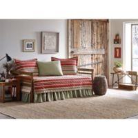 Eddie Bauer® Yakima Valley Daybed Quilt Set in Red