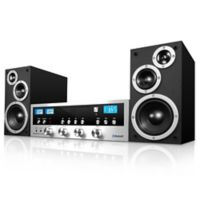 Victrola™ CD Stereo System with Bluetooth in Black