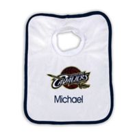 Designs by Chad and Jake 2-Pack Personalized Cleveland Cavaliers Bib