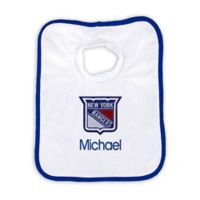 NHL New York Rangers Bib in White