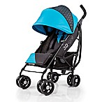 Summer Infant® 3D-one™ Convenience Stroller in Geometric Blue/Black
