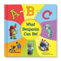 """""""A-B-C, What I Can Be"""" Book by Jennifer Dewing"""
