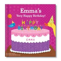 """My Very Happy Birthday"" For Girls Book by Jennifer Dewing"