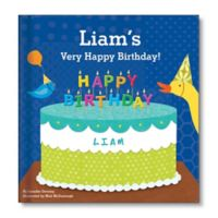 """My Very Happy Birthday"" For Boys Book by Jennifer Dewing"
