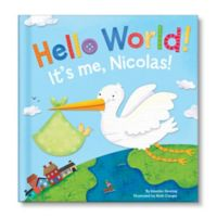 """Hello World!"" Book For Boys by Jennifer Dewing"