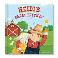 """My Farm Friends"" Book by Jennifer Dewing"