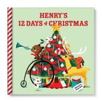 """""""My 12 Days Of Christmas"""" Book"""