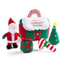 Gund® Santa Workshop