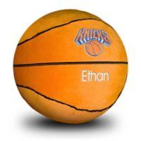 Designs by Chad and Jake NBA New York Knicks Personalized Plush Basketball