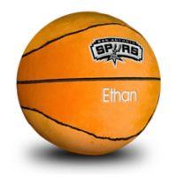 Designs by Chad and Jake NBA San Antonio Spurs Personalized Plush Basketball