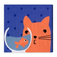 Olivia's Easel 16-Inch x 16-Inch Awesome Friends Wall Art