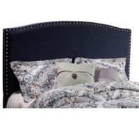 Hillsdale Kerstein Queen Headboard with Frame in Navy
