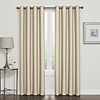 Darcy 84-Inch Blackout Grommet Top Window Curtain Panel in Linen