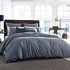 Kenneth Cole New York Escape Full/Queen Duvet Cover in Slate