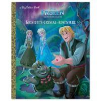 """Kristoff's Crystal Adventure"" Little Golden Book by Apple Jordan"