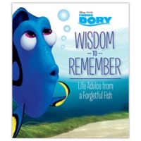 """Finding Dory """"Wisdom to Remember: Life Advice From A Forgetful Fish"""" Book by Kristen L. Depken"""