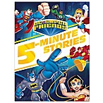 """DC Super Friends 5-Minute Story Collection"" Book by Random House"