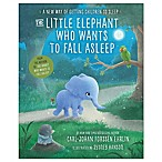 """The Little Elephant Who Wants To Fall Asleep"" Book by Carl-Johan Forssen Ehrlin"