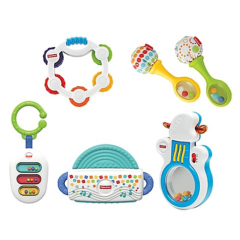 Fisher Price Music Makers Gift Set