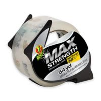 Duck® MAX Strength 54.6-Yard Packaging Tape