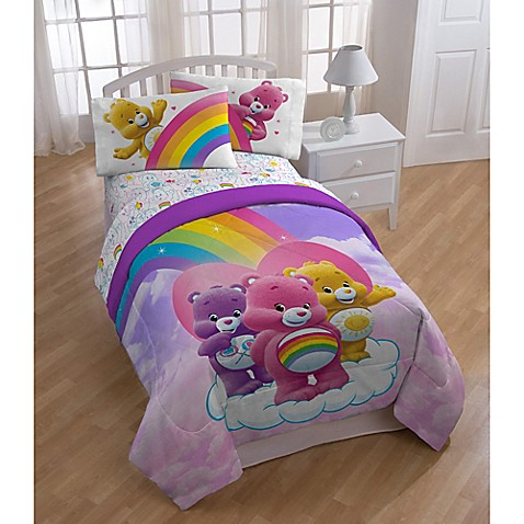 care bears comforter