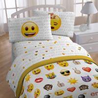 Emoji Full Sheet Set